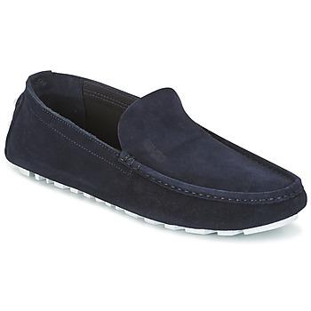 Shoes Men Loafers Kenzo LAN Marine