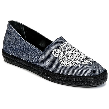 Shoes Men Espadrilles Kenzo SLIT Blue