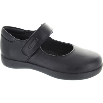 Shoes Girl Flat shoes Camper Spiral Comet Kids Columbus Negro