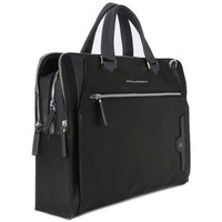 Bags Men Bag Piquadro CARTELLA BLACK Nero