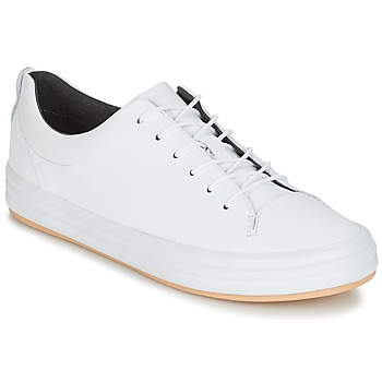 Shoes Women Low top trainers Camper HOOP White