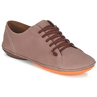 Shoes Women Derby Shoes Camper RIGHT NINA Purple
