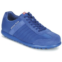 Shoes Men Low top trainers Camper PELOTAS XL Blue