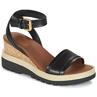 Shoes Women Sandals See by Chloé SB26094 Black