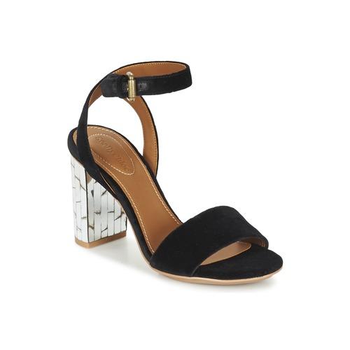 Shoes Women Sandals See by Chloé SB28001 Black / Velvet