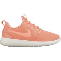 Shoes Women Low top trainers Nike Roshe Two White-Orange