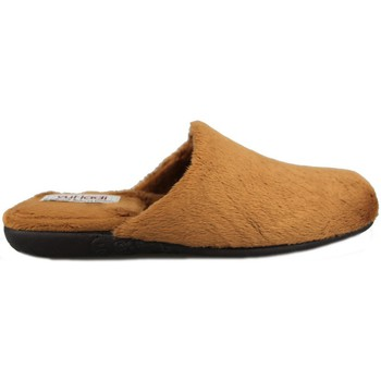 Shoes Women Slippers Vulladi MONTBLANC BROWN