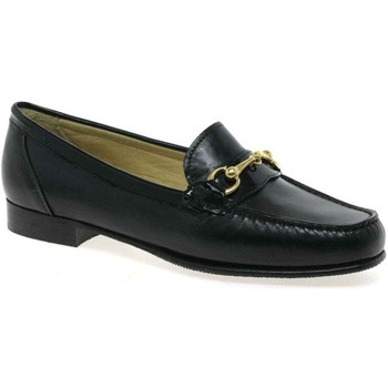 Shoes Women Loafers Charles Clinkard Snaffle Womens Casual Shoes black