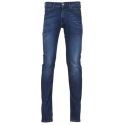 Clothing Men Skinny jeans Replay JONDRILL Blue / MEDIUM