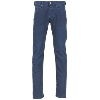 Clothing Men straight jeans Replay WAITOM MARINE