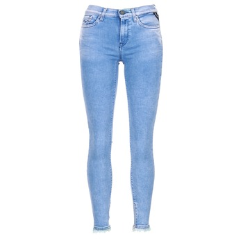 Clothing Women 3/4 & 7/8 jeans Replay JOI Blue / Medium