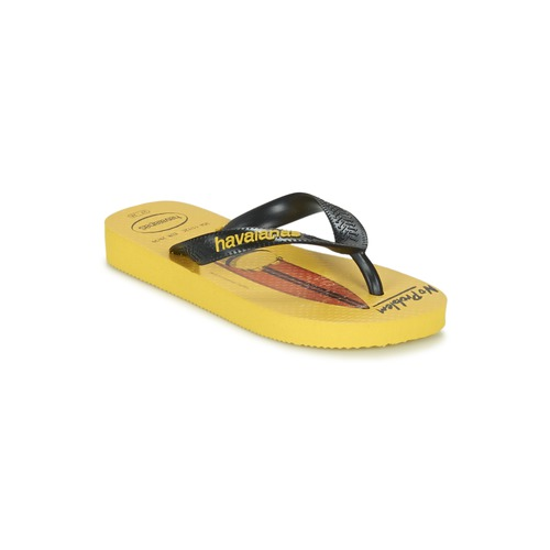 74de8cc2579c Havaianas KIDS MINIONS Yellow   Black - Free delivery with Spartoo ...