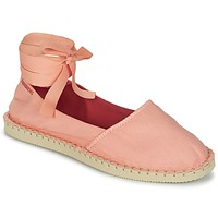 Shoes Women Espadrilles Havaianas ORIGINE SLIM Pink / Clear
