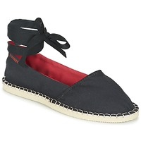 Shoes Women Espadrilles Havaianas ORIGINE SLIM Black