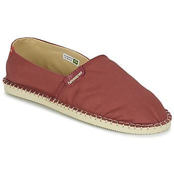 Shoes Espadrilles Havaianas ORIGINE III Marsala