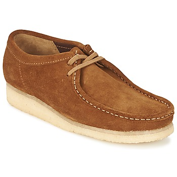 Shoes Men Derby Shoes Clarks WALLABEE Cola