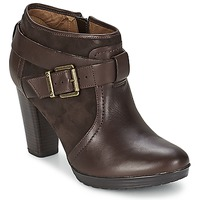 Shoes Women Ankle boots Clarks MALPAS DALLAS Brown