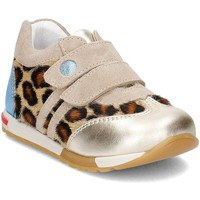 Shoes Children Low top trainers Emel E26021 Silver