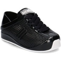 Shoes Children Low top trainers Melissa Love System Black