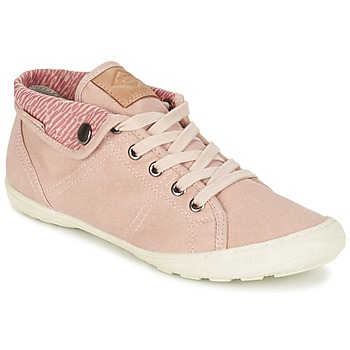 Shoes Women Hi top trainers PLDM by Palladium GAETANE TWL Pale / PINK / Print