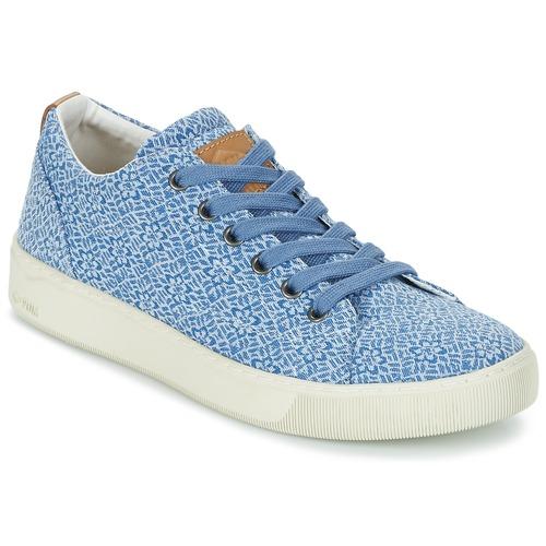 Shoes Women Low top trainers PLDM by Palladium TILA Blue