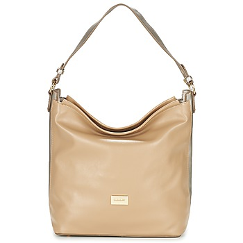 Bags Women Small shoulder bags David Jones VENITOLA BEIGE