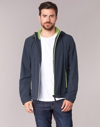 Clothing Men Jackets Geox NEBULA JKT Marine