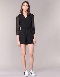 Clothing Women Jumpsuits / Dungarees Eleven Paris CAKE Black