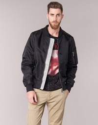 Clothing Men Jackets Eleven Paris JUXY Black