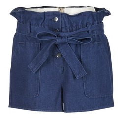 Clothing Women Shorts / Bermudas Molly Bracken PORLA Blue / MEDIUM