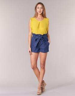 Clothing Women Shorts / Bermudas Molly Bracken PORLA Blue / MEDIUM