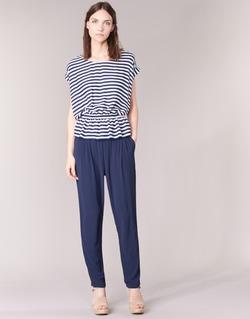Clothing Women Wide leg / Harem trousers Molly Bracken FODES MARINE