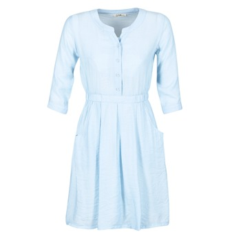 Clothing Women Short Dresses Molly Bracken BLECH Blue