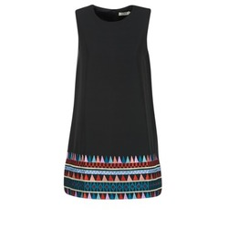 Clothing Women Short Dresses Molly Bracken MESPT Black