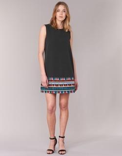 Clothing Women Short Dresses Molly Bracken MESPT Black