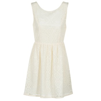 Clothing Women Short Dresses Molly Bracken GORTY Ivory