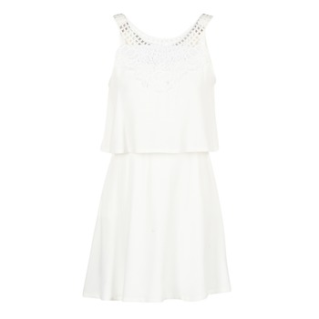 Clothing Women Short Dresses Molly Bracken SAMARC Ivory