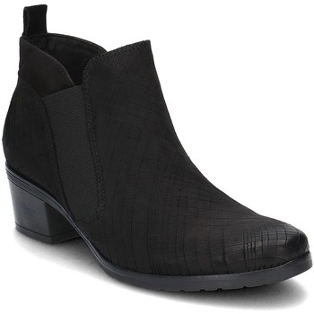 Shoes Women Ankle boots Caprice 92535937008 Black