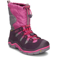 Shoes Children Snow boots Keen Winterport II Violet
