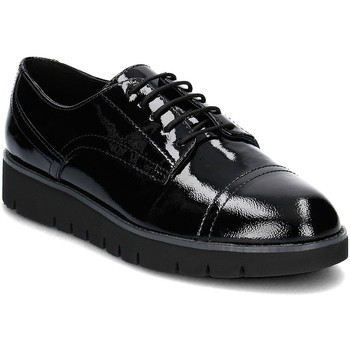 Shoes Women Derby Shoes Geox Blenda Black