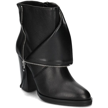 Shoes Women Ankle boots Gino Rossi Matera Black