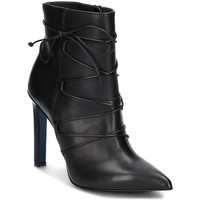Shoes Women Shoe boots Gino Rossi Ingrid Black