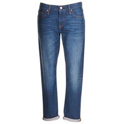 Clothing Women Boyfriend jeans Levi's 501 CT