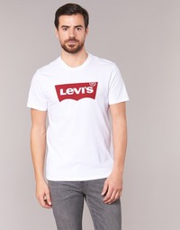 Clothing Men Short-sleeved t-shirts Levi's GRAPHIC SET-IN White