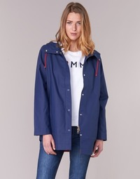 Clothing Women Parkas Tommy Hilfiger BONNIE Marine