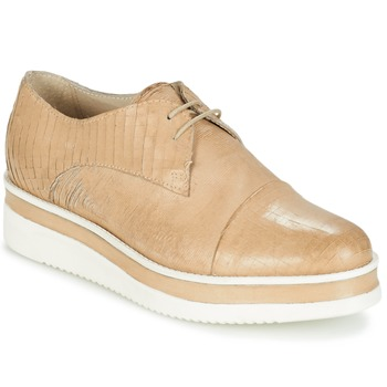 Shoes Women Derby Shoes Sweet Lemon SABA TAUPE