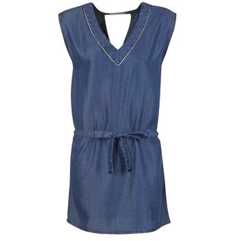 Clothing Women Short Dresses Les P'tites Bombes GUELOFI Blue