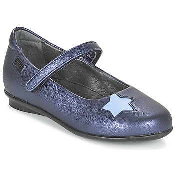 Shoes Girl Flat shoes Camper TWS Blue