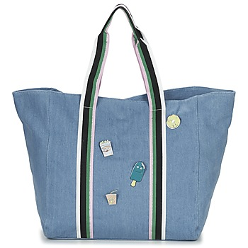 Bags Women Shopping Bags / Baskets Paul & Joe Sister HASSINA Blue