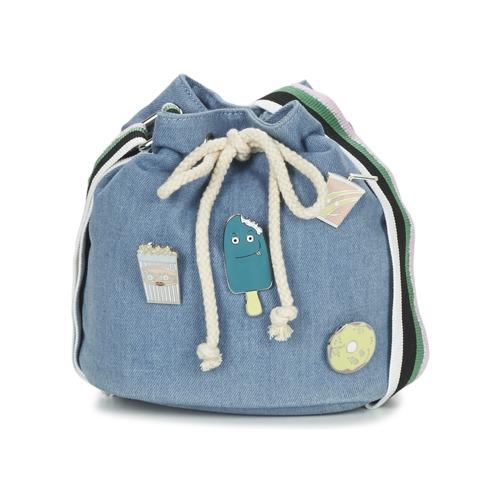 Bags Women Small shoulder bags Paul & Joe Sister HATEM Blue